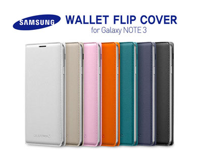 Wallet Flip COVER Samsung note 3