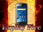 Видео обзор смартфона Explay Fire
