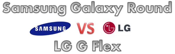 Сравнение Samsung Galaxy Round и LG G Flex