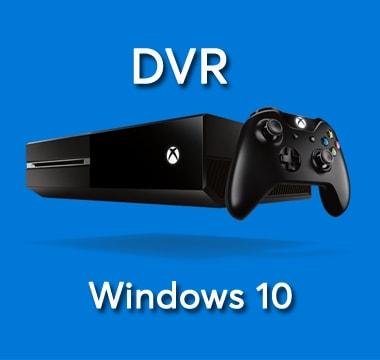 Как отключить xbox dvr в Windows 10?